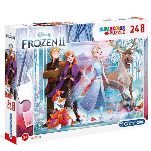 Clementoni puzzla Frozen 24 maxi 28513 - ODDO igračke