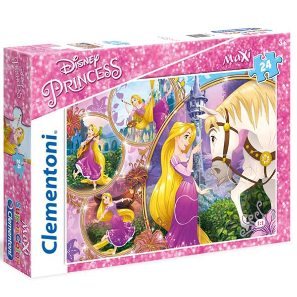Clementoni puzzla Disney Princess 24 maxi 23702 - ODDO igračke