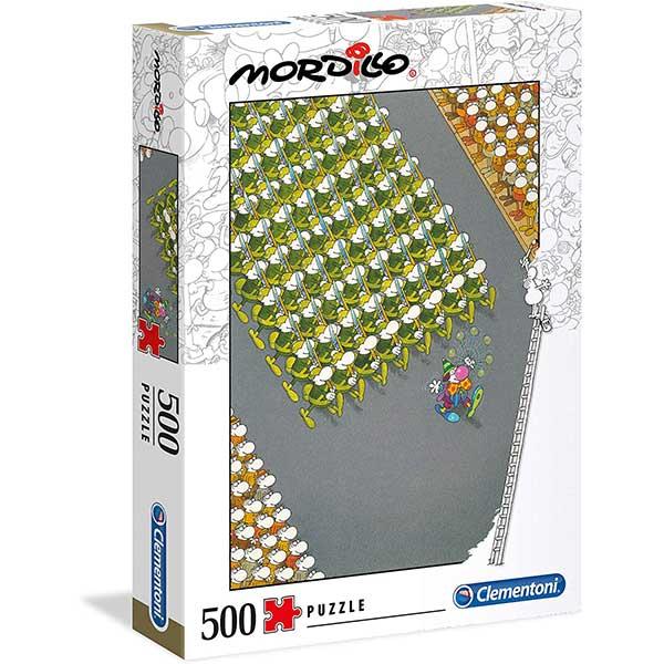 Clementoni puzzla The March 500pcs 35078 - ODDO igračke