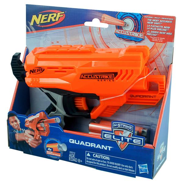 NERF Accustrike Quadrant E0012 - ODDO igračke