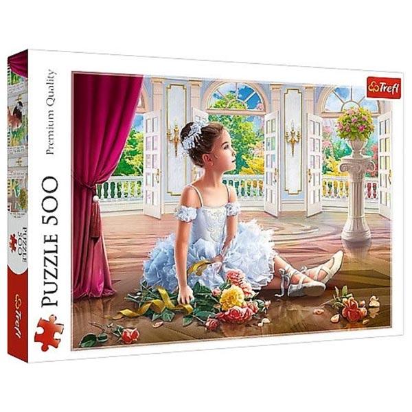 Trefl Puzzla Little Ballet Dancer 500pcs 37351 - ODDO igračke