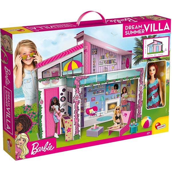 Barbie vila sa lutkom Lisciani 76932 - ODDO igračke