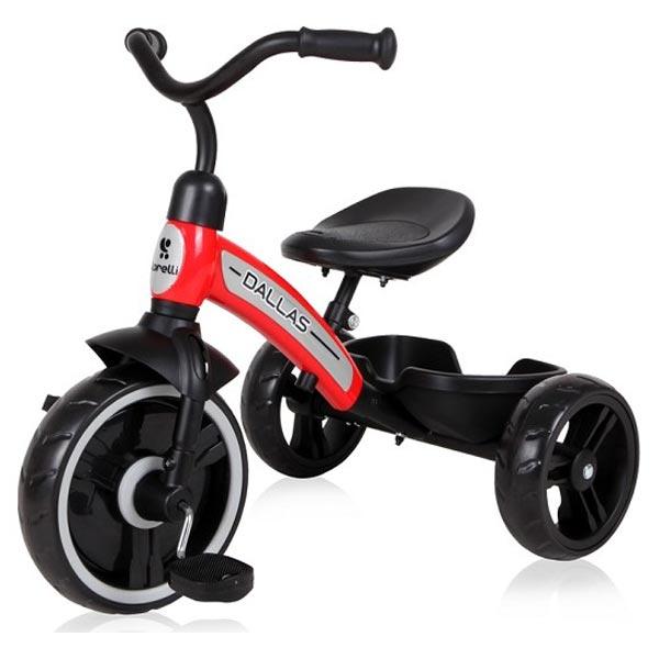 Tricikl Dallas Red Lorelli 10050500004 - ODDO igračke