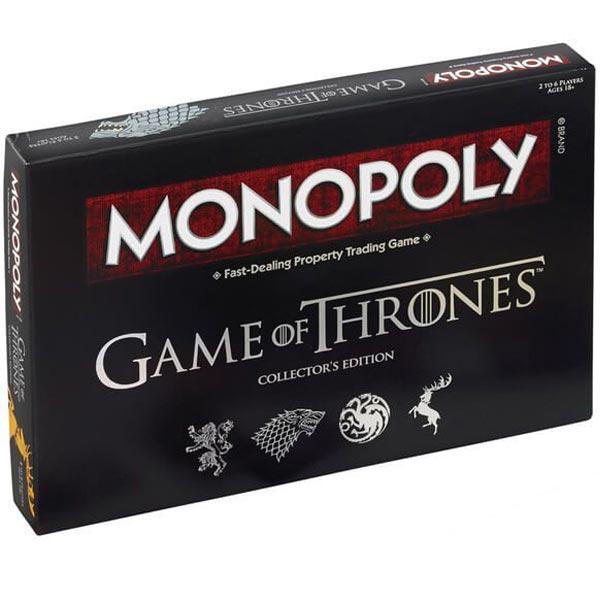 Društvena igra Monopoly Game of Thrones Igra Prestola FD00734 - ODDO igračke