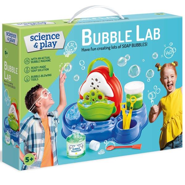 Clementoni Laboratorija Balončića CL61898 - ODDO igračke