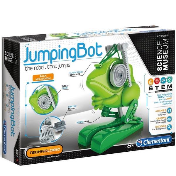 Clementoni Jumping Bot CL17372 - ODDO igračke