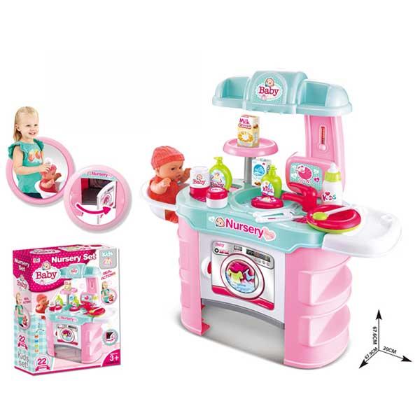 Nursery set za devojčice 1004 - ODDO igračke