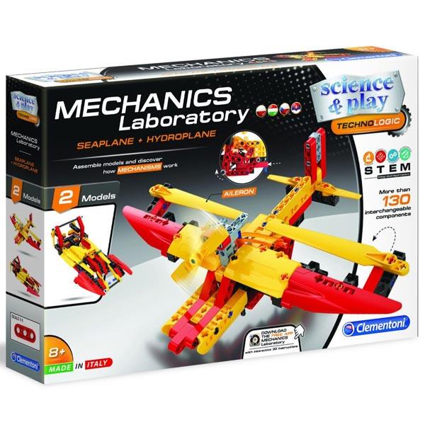 Clementoni Seaplane i Aeroplane CL17371 - ODDO igračke