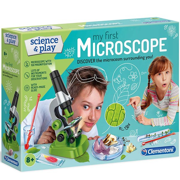 Clementoni mikroskop set CL61724 - ODDO igračke