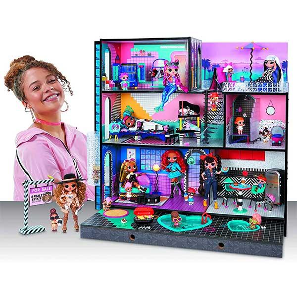 LOL Suprise OMG House 570202 - ODDO igračke