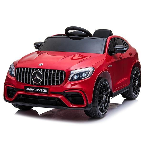 Auto na akumulator Mercedes Benz GLC metalik crveni Model 247-1 - ODDO igračke