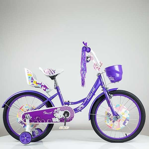 Bicikl Miss Cat 708-20 - ODDO igračke