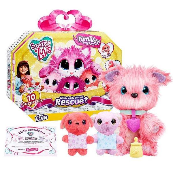 Porodica Skitalica Pufnica ME637061 - ODDO igračke