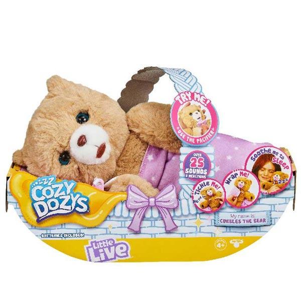 Cozy Dozy Inteaktivni meda ME28847 - ODDO igračke