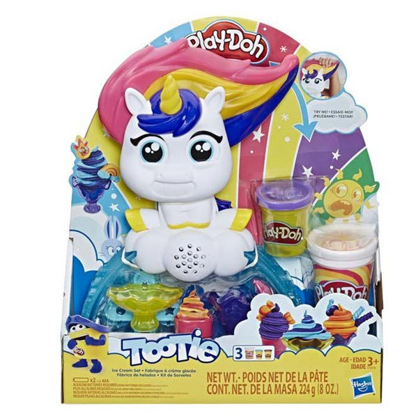 Play-Doh Tootie Ice Cream set E5376 - ODDO igračke