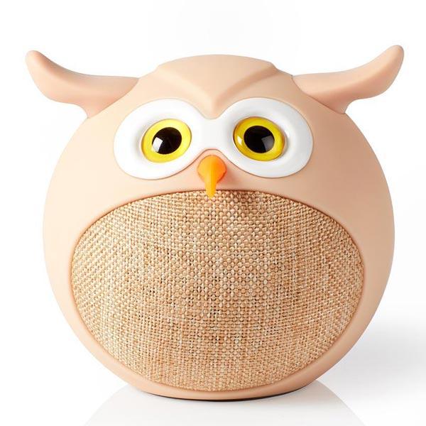 Zvučnik Nedis Oli Sova Bluetooth SPBT4100BG - ODDO igračke