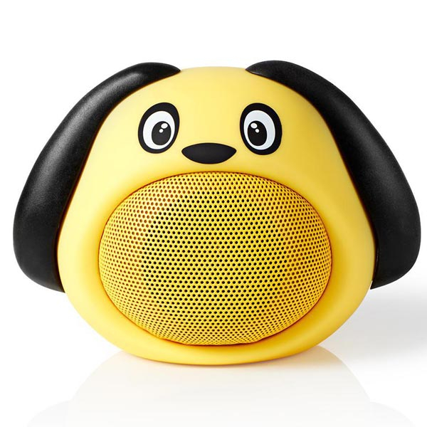 Zvučnik Nedis Dasti Pas Bluetooth SPBT4110YW - ODDO igračke