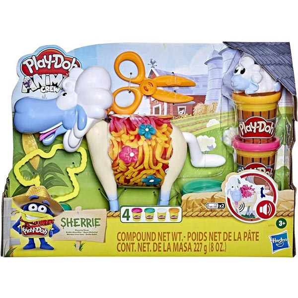 Play-Doh Sherrie Sheep E7773 - ODDO igračke