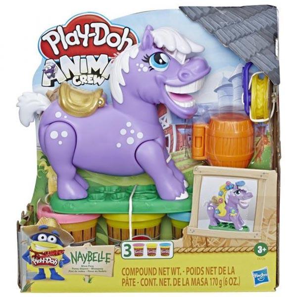 Play-Doh Naybelle Show Pony E6726 - ODDO igračke