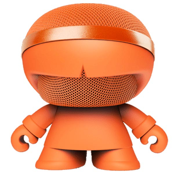 Zvučnik XBOY GLOW - Wireless Bluetooth Speaker Orange XBOY31007.20G - ODDO igračke