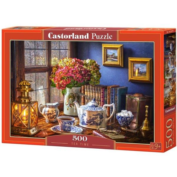 Castorland puzzla 500 Pcs Tea Time 53070 - ODDO igračke