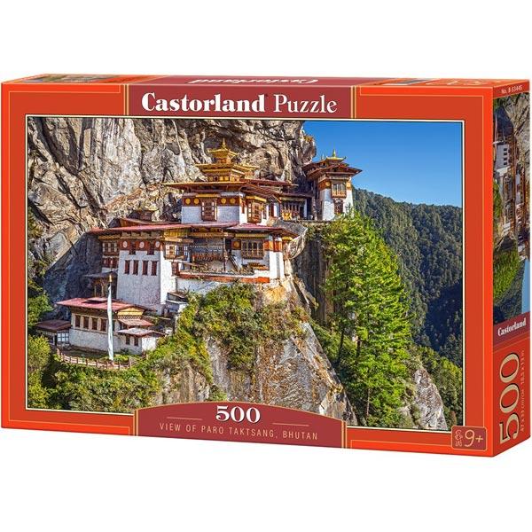 Castorland puzzla 500 Pcs Paro Taktsang, Bhutan 53445 - ODDO igračke