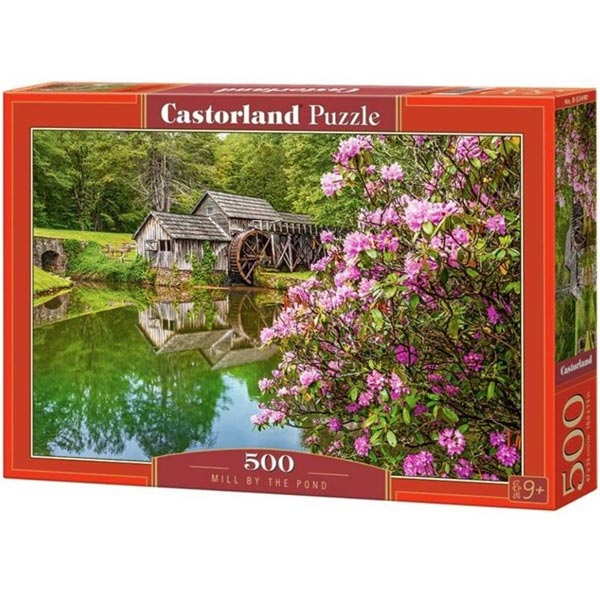 Castorland puzzla 500 Pcs Mill by the Pond 53490 - ODDO igračke