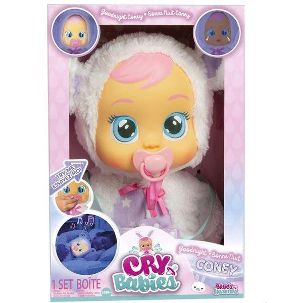 Crybabies Plačljivica lutka Goodnight Coney IM93140 - ODDO igračke