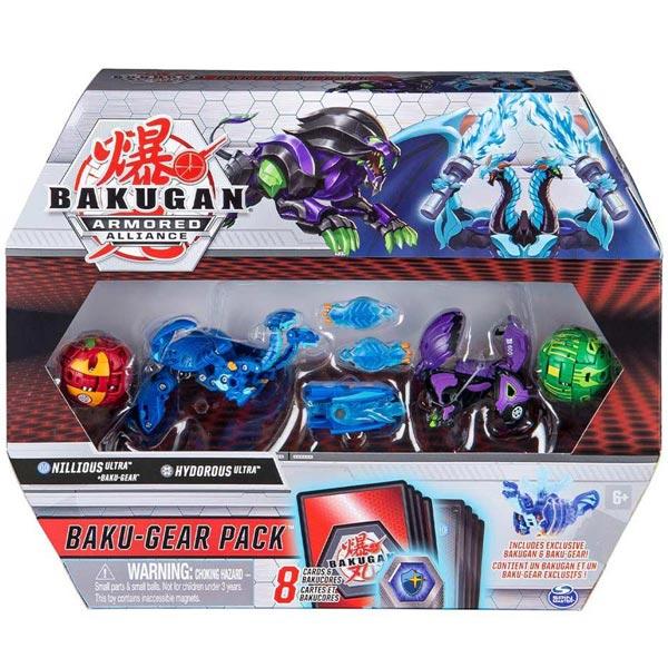 Bakugan Battle Gear Pack asst SN6056037 - ODDO igračke