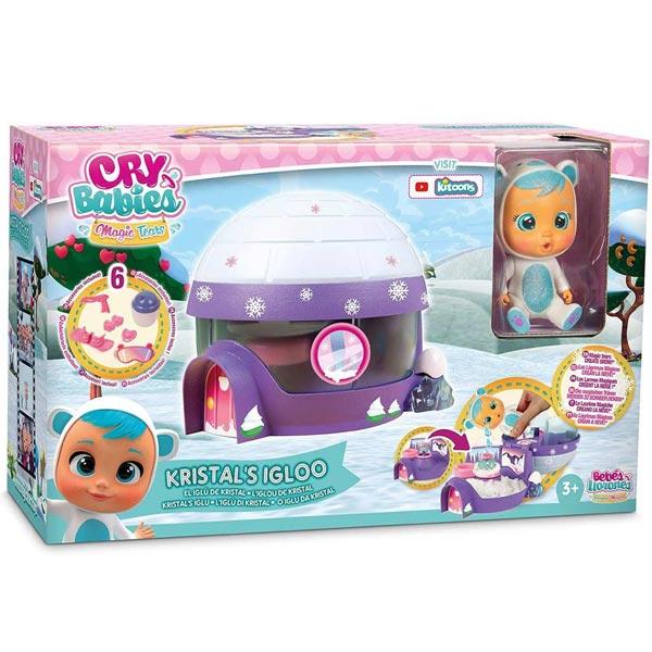 Lutke bebe Mini Crybabies Plačljivica Kristals iglo IM90934 - ODDO igračke
