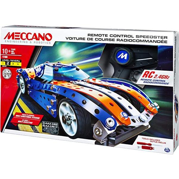 Spin Master Meccano – Rc Speedster 6037620  - ODDO igračke