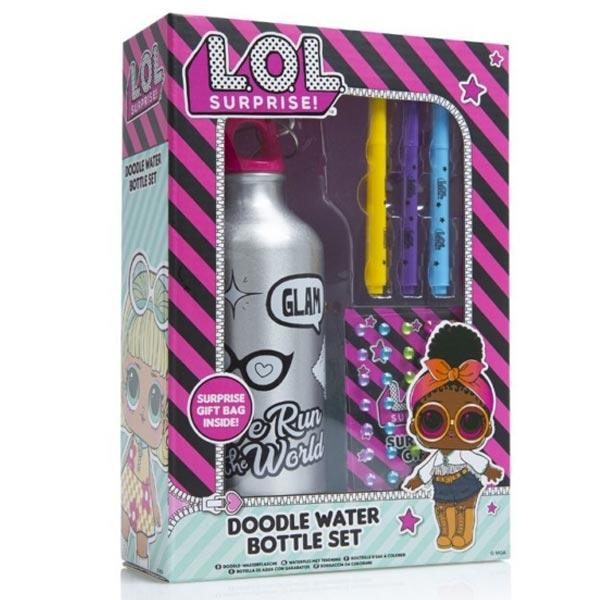 LOL Kreativni set ukrasi svoju bocu za vodu 42-0096 - ODDO igračke