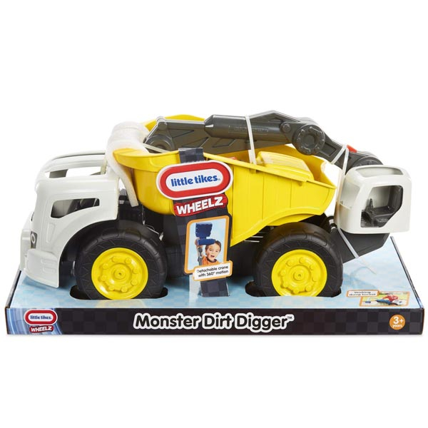 Little Tikes Monster kamion LT650598 - ODDO igračke