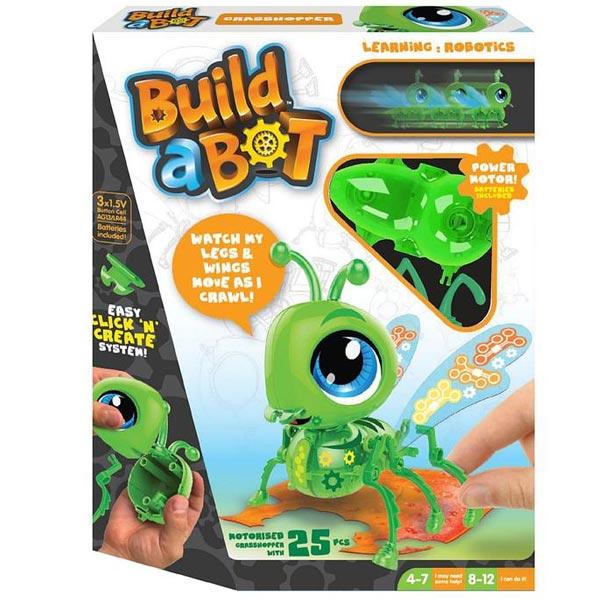 Build A Bot Grasshopper edukativni set 20x25cm 72155 - ODDO igračke