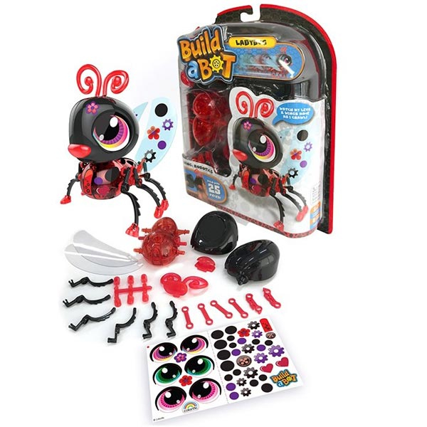 Build A Bot Ladybug edukativni set 20x25cm 72143 - ODDO igračke