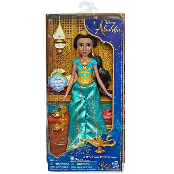 Lutka Jasmine Disney Princess Singing Doll E5442 565344 - ODDO igračke
