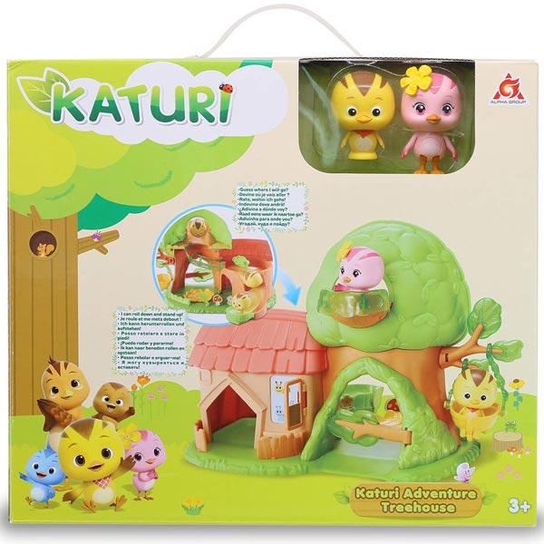 Katuri Joyful Tree House 310092 - ODDO igračke