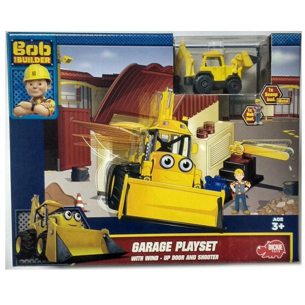 Bob the Builder Set Dickie Toys 051449 - ODDO igračke