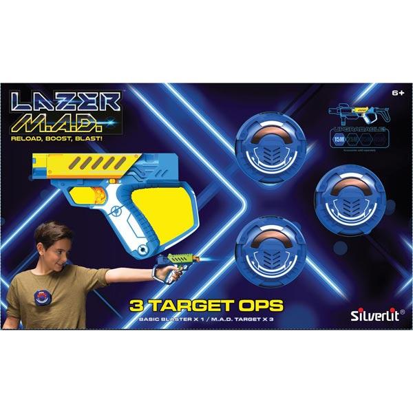 Lazer Mad Training Kit Laser sa metom Silverlit 868460 - ODDO igračke
