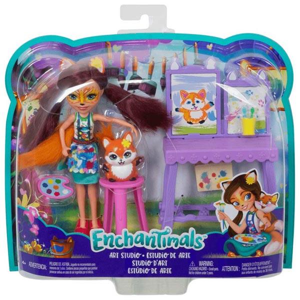Enchantimals Art Studio 723281 - ODDO igračke