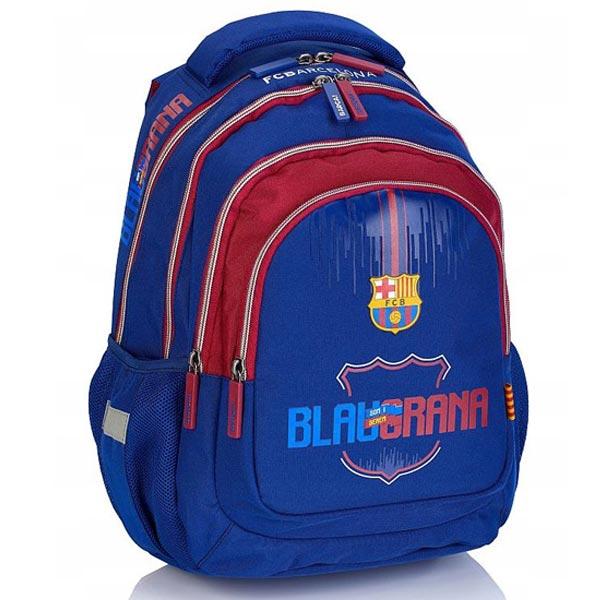 Ranac đački anatomski FC Barcelona FC-221 Astra 502019001 plavo-crveni - ODDO igračke
