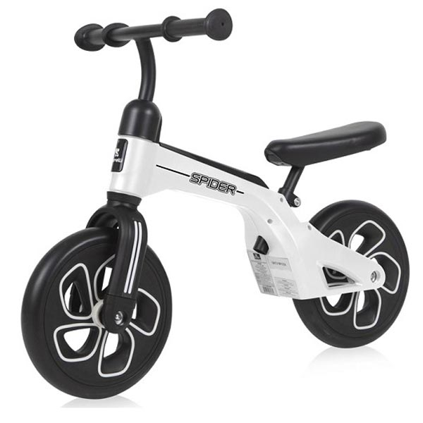 Bicikla za decu Balance Bike Spider Bertoni White 10050450001 - ODDO igračke