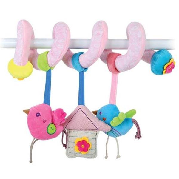 Plišana igračka Spirala - Sweet Home 10191210001 - ODDO igračke