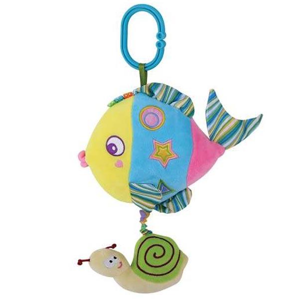 Muzička igračka - Šarena ribica 10191250001 - ODDO igračke