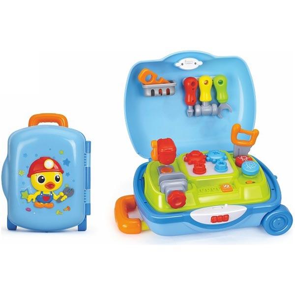 Kofer set sa alatom Hola HOLA3106 - ODDO igračke
