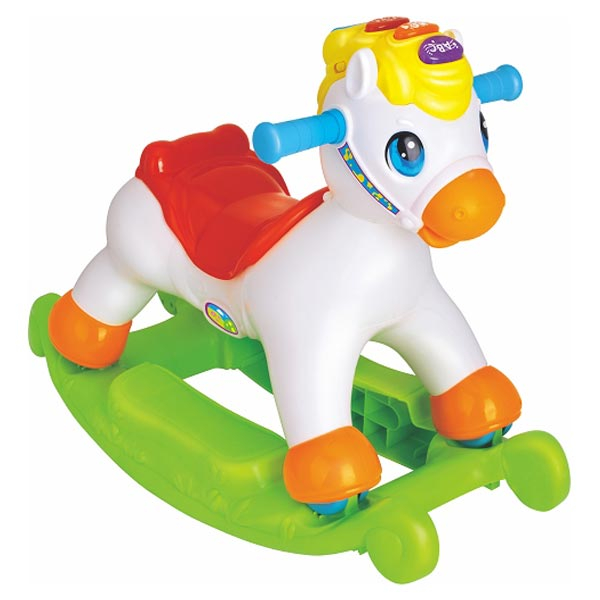 Klackalica guralica Pony 2 u 1 Hola HOLA987 - ODDO igračke