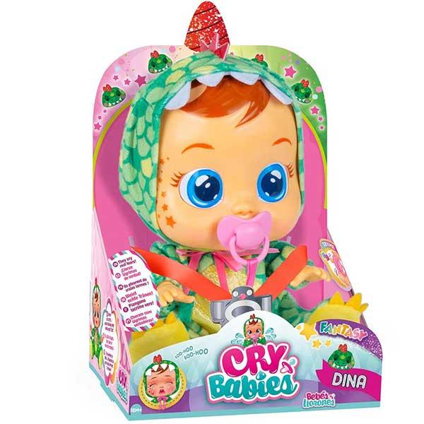 Crybabies Plačljivica lutka Dina IM91634T - ODDO igračke