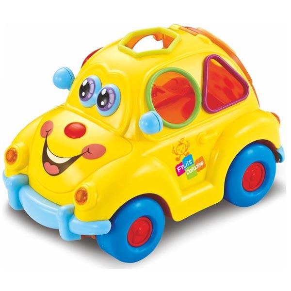 Igračka sorter auto sa muzikom i svetlom HOLA516 - ODDO igračke
