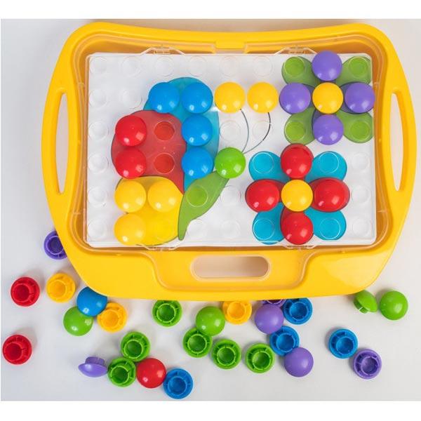 Edukativna igračka Moj prvi mozaik 39370 - ODDO igračke