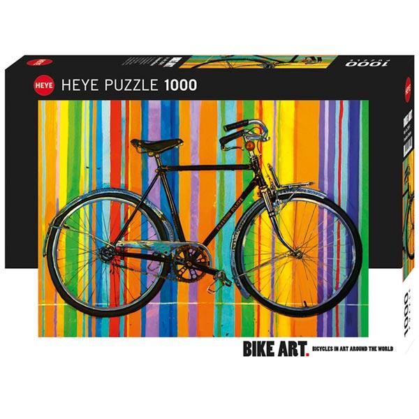 Heye puzzle 1000 pcs Bike Art Freedom Deluxe 29541 - ODDO igračke